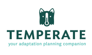 Temperate logo.